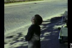 1961 Flugzeug-Beobachter an der Schwere-Reiter-Straße