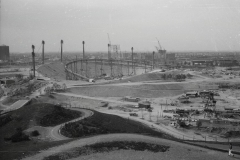 1971 Bau des Olympiastadons