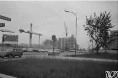 1971 Lerchenauerstr. vor dem BMW-Werk